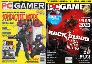 Swedish PC Gamer 1996–2021 – Swedish PC Gamer