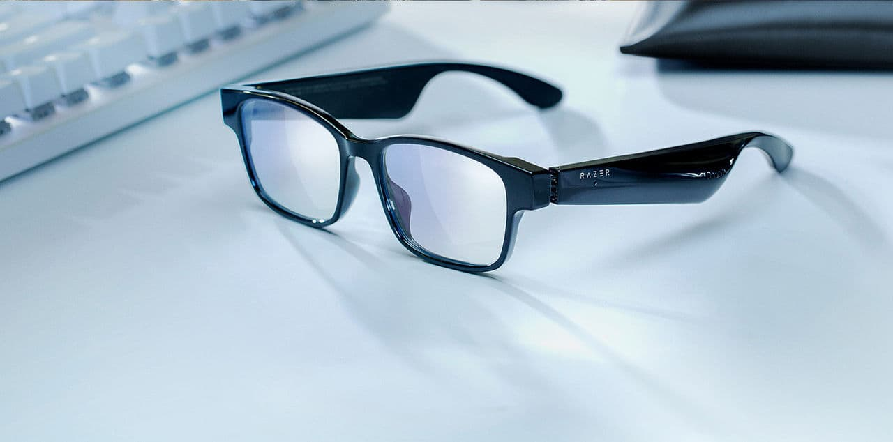 Razer Anzu glasses with integrated speakers