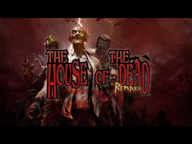 House of the Dead gets a remake