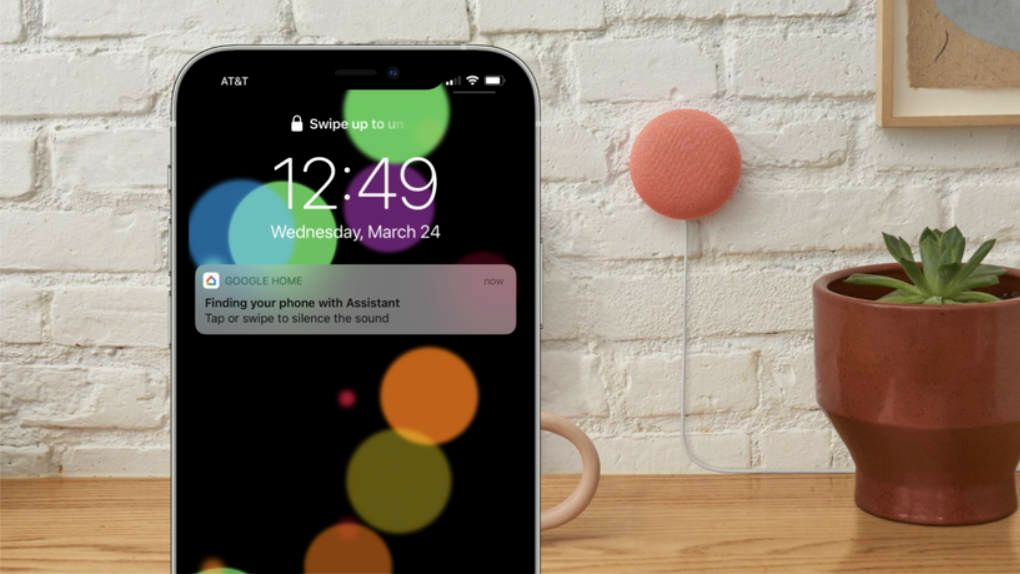 Now Google Assistant can find your Iphone