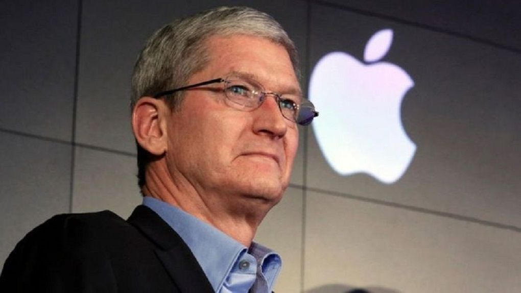 Tim Cook wants to improve conversations with AR