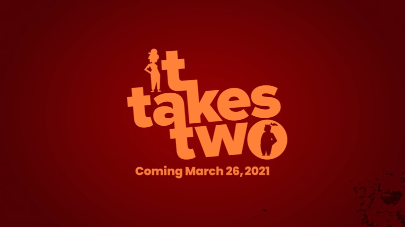 Now the music for It Takes Two is released
