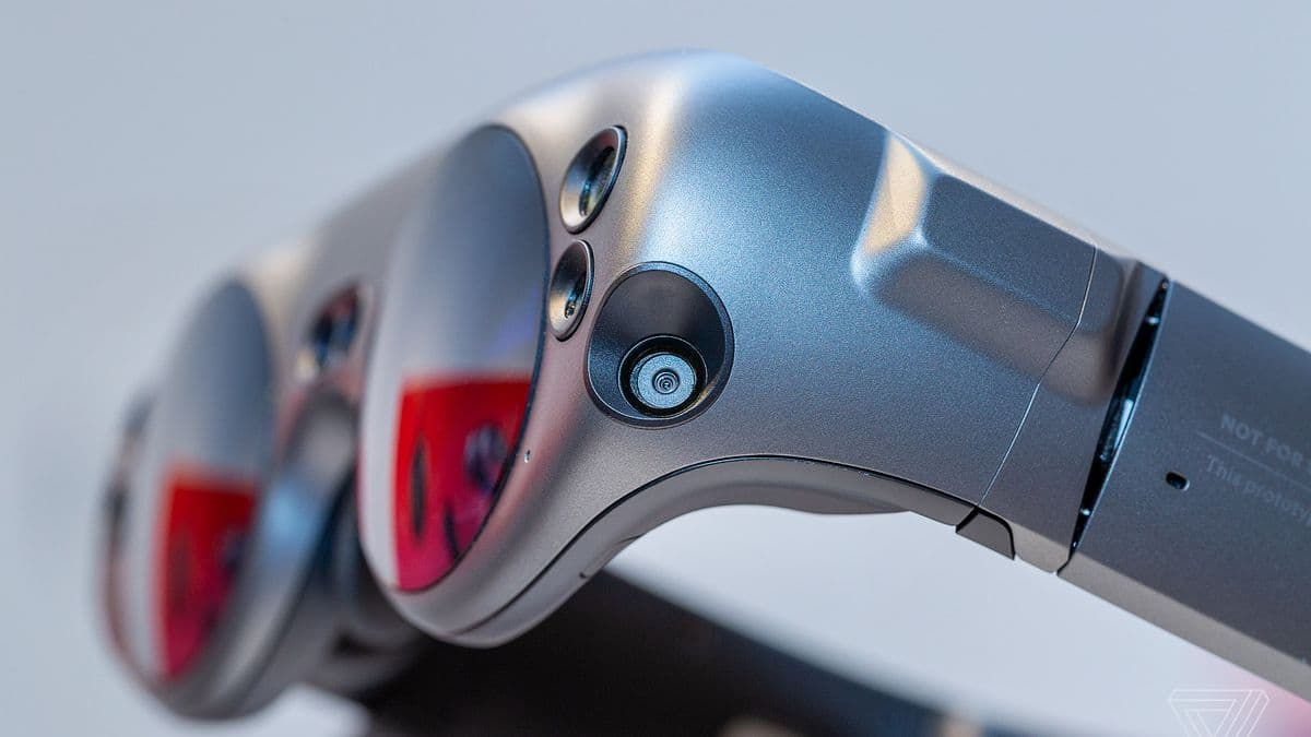 Magic Leap is working on a new AR headset