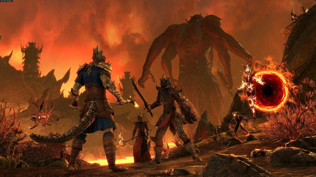 A Friend in Need – A Preview of The Elder Scrolls Online: Blackwood