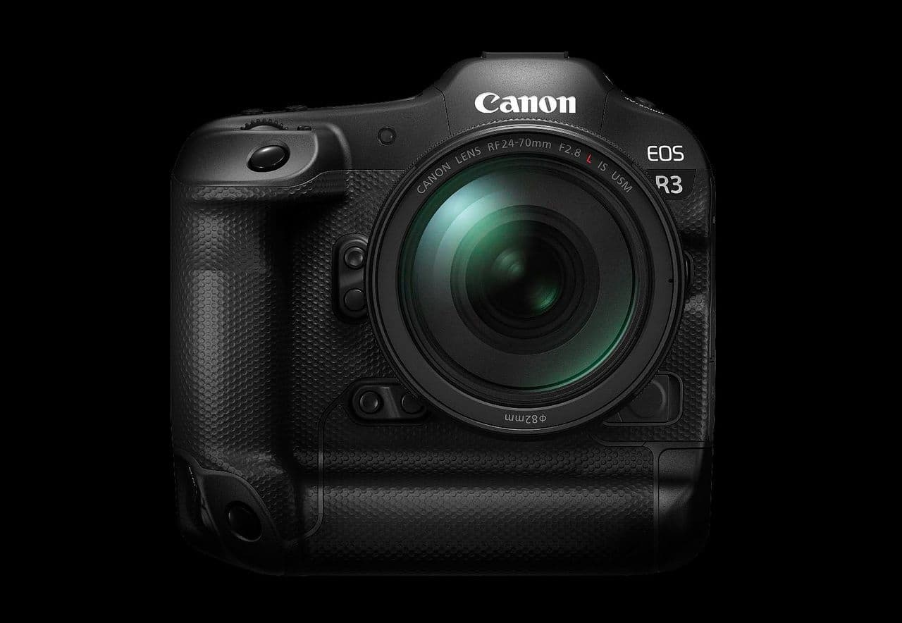 Canon reveals that EOS R3 is being developed