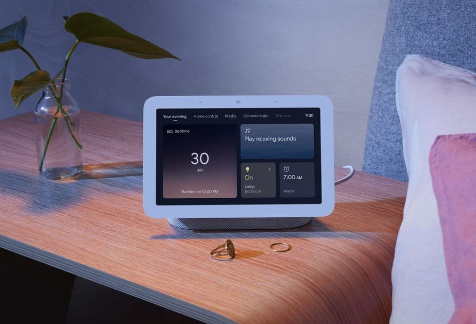 Now we know when Nest Hub 2 will come to Sweden