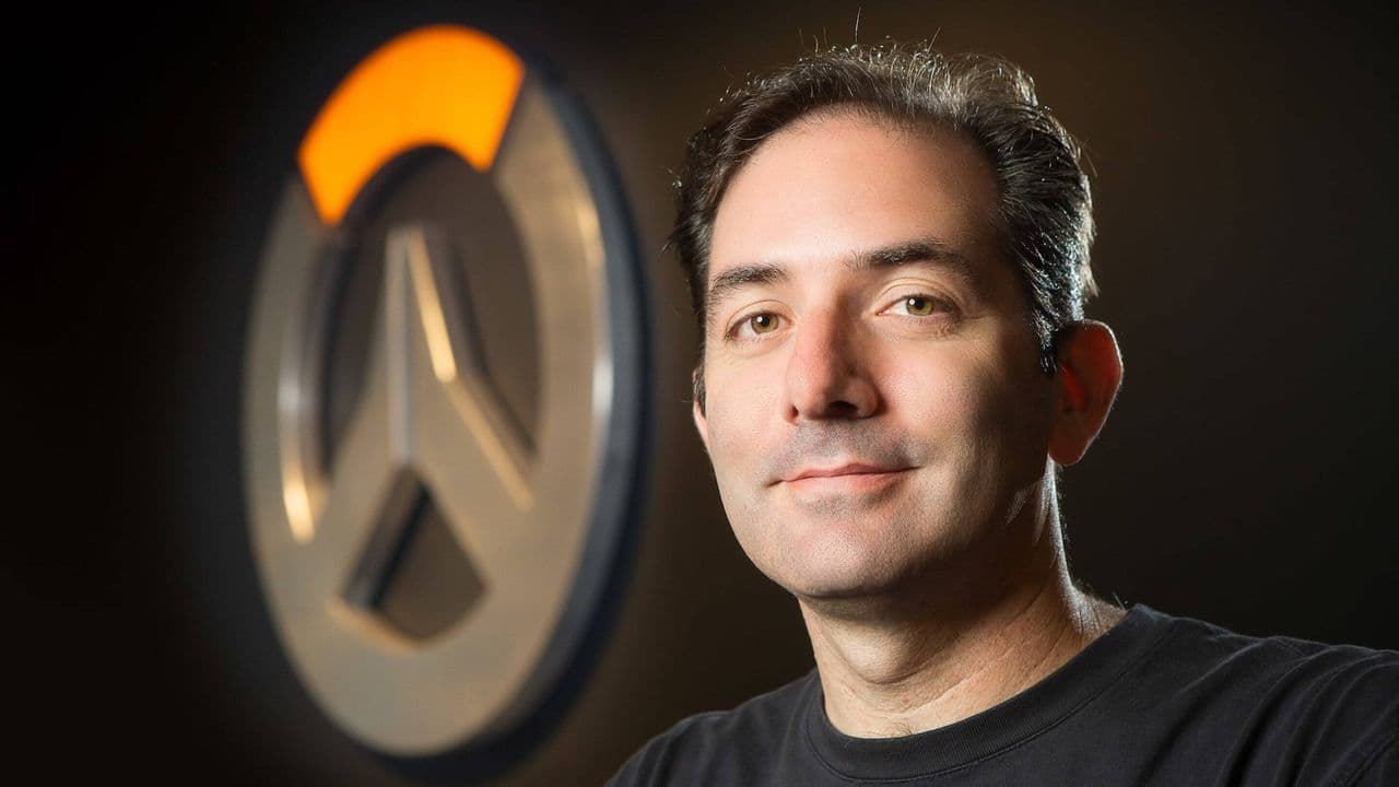 The man behind Overwatch is leaving Blizzard