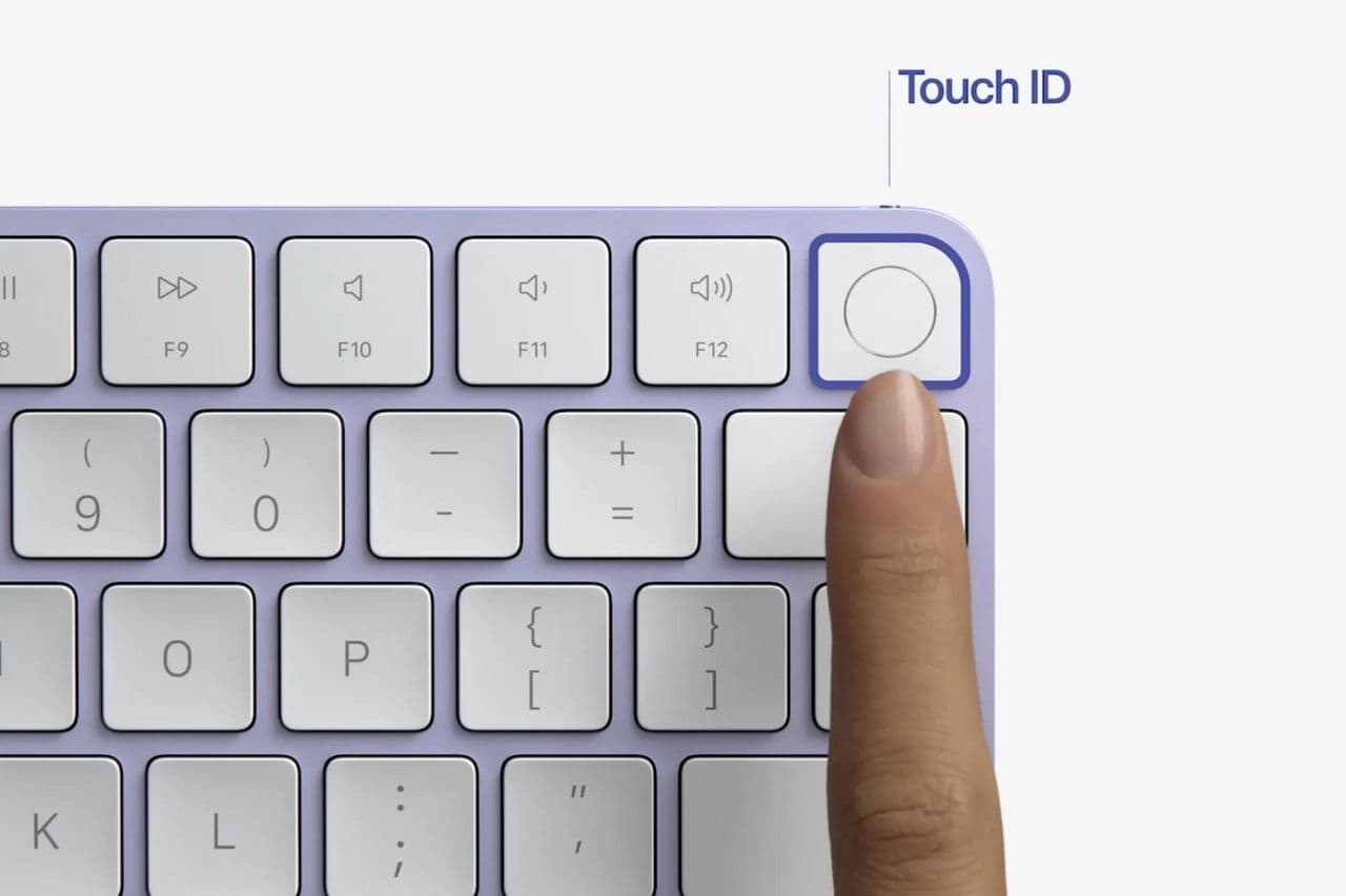 Magic Keyboard with Touch ID does not work with all Macs
