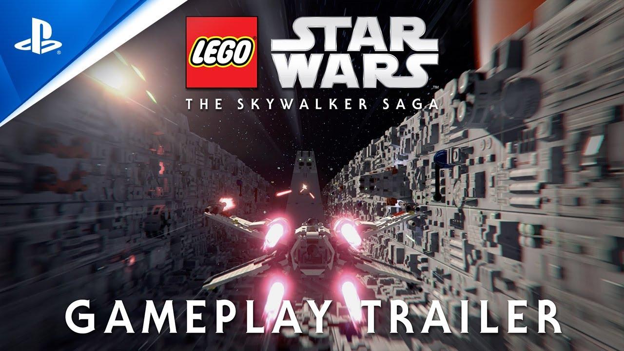 Lego Star Wars: The Skywalker Saga is delayed again