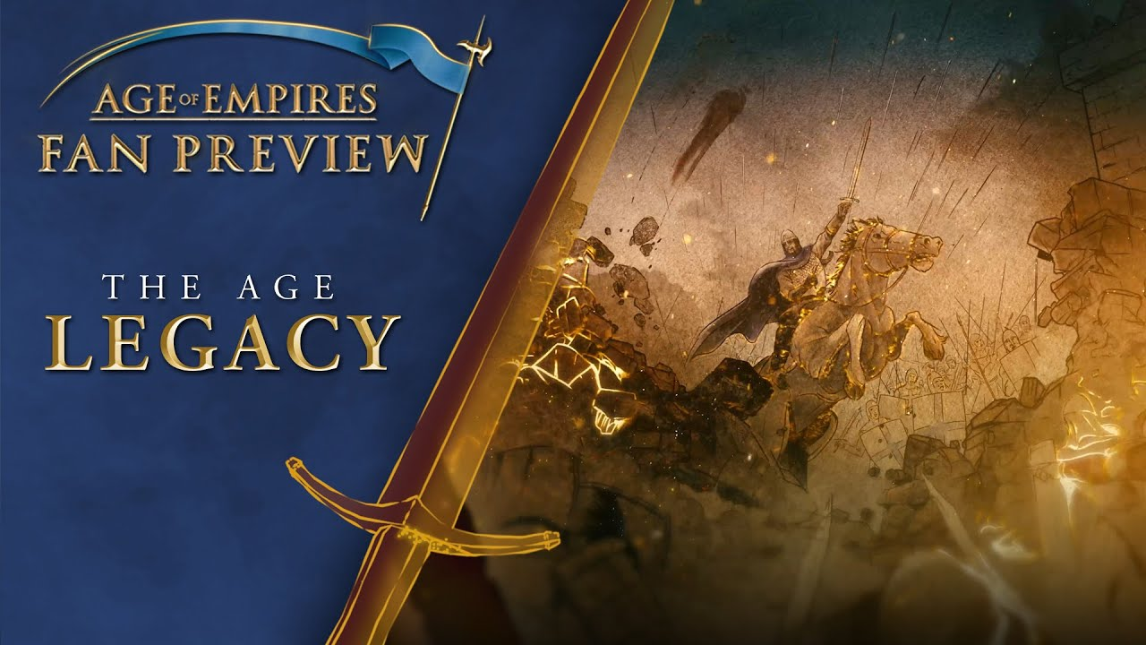 Finally some gameplay from Age of Empires IV
