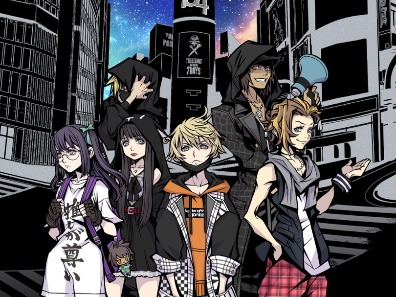 NEO-TWEWY has a date and a new trailer