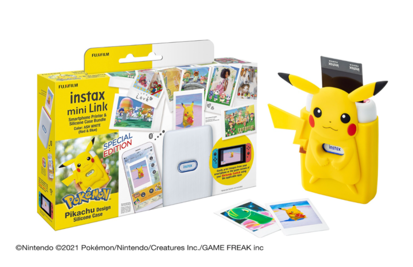 You will be able to print photos in New Pokemon Snap