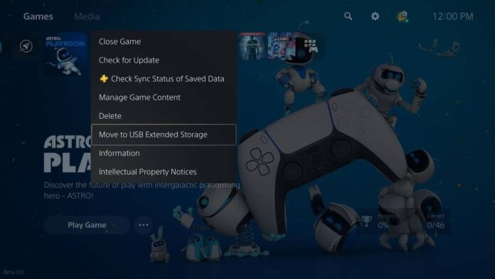 Playstation 5 finally gets support for external hard drive