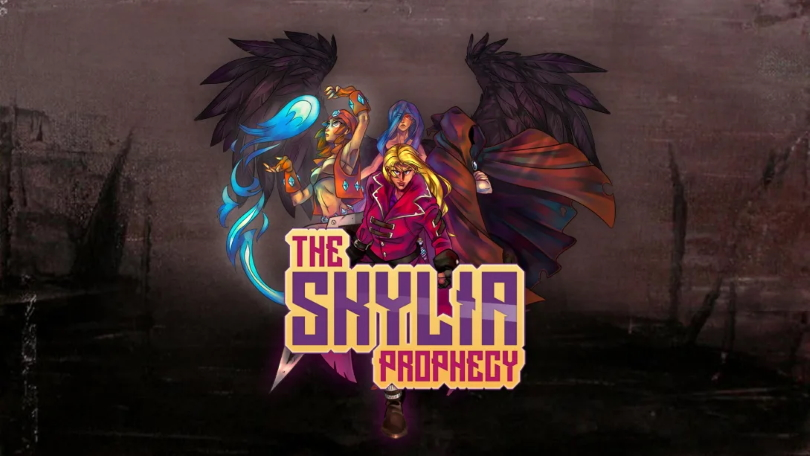 The Skylia Prophecy – an indie metroidvania – out now