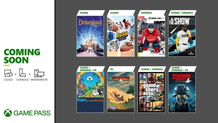 GTA V is back on the Xbox Game Pass