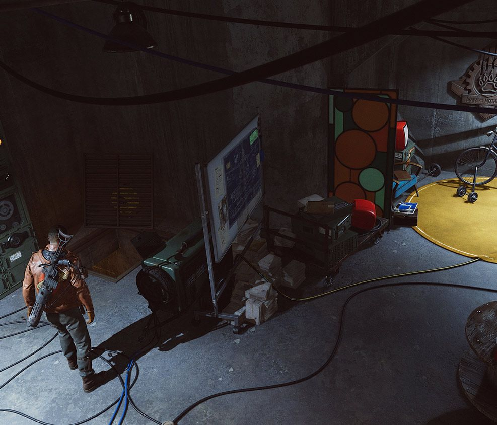 Preview: Deathloop – Bethesda's new shooter is something out of the ordinary