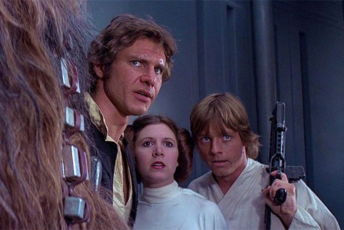 Streaming: Here you can see all the Star Wars movies