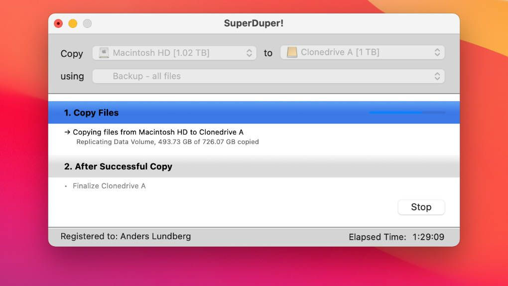 Superduper releases beta version for Big Sur and M1