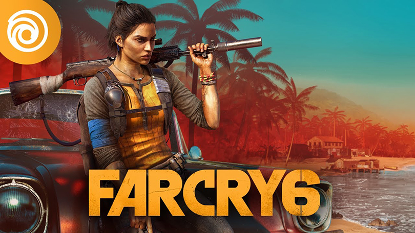 Here are the first game sequences from Far Cry 6
