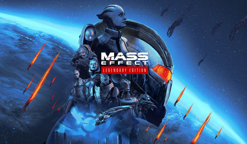Mass Effect Legendary Edition has finally landed!