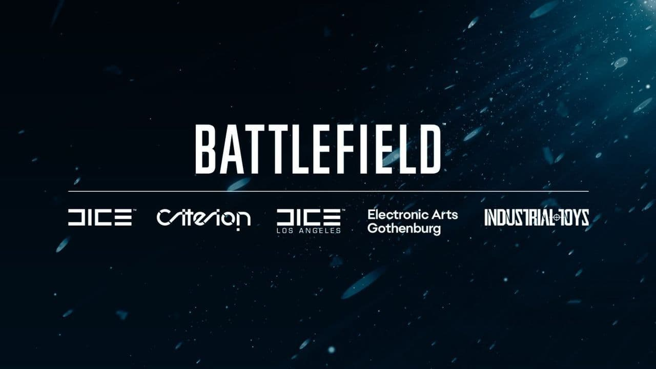 The next Battlefield will be presented in June