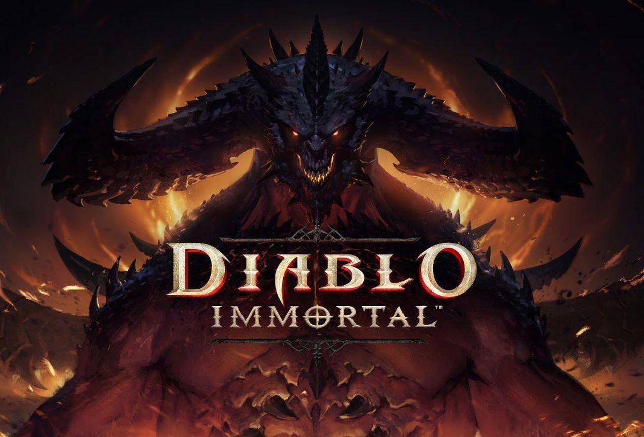 Diablo Immortal is delayed until 2022