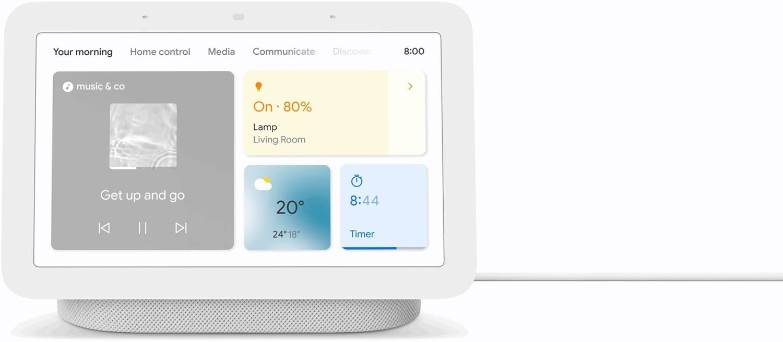 Test: Google Nest Hub (Gen 2)