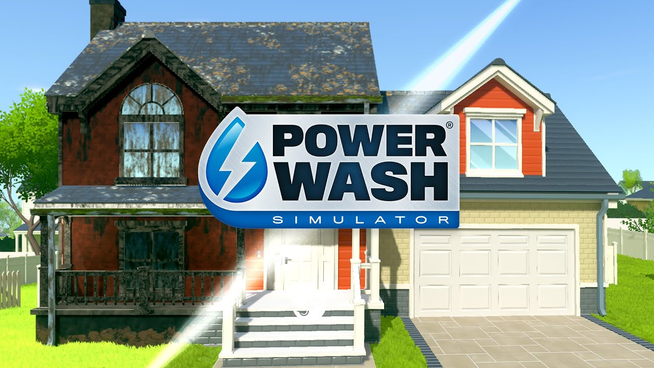 Powerwash Simulator offers something different