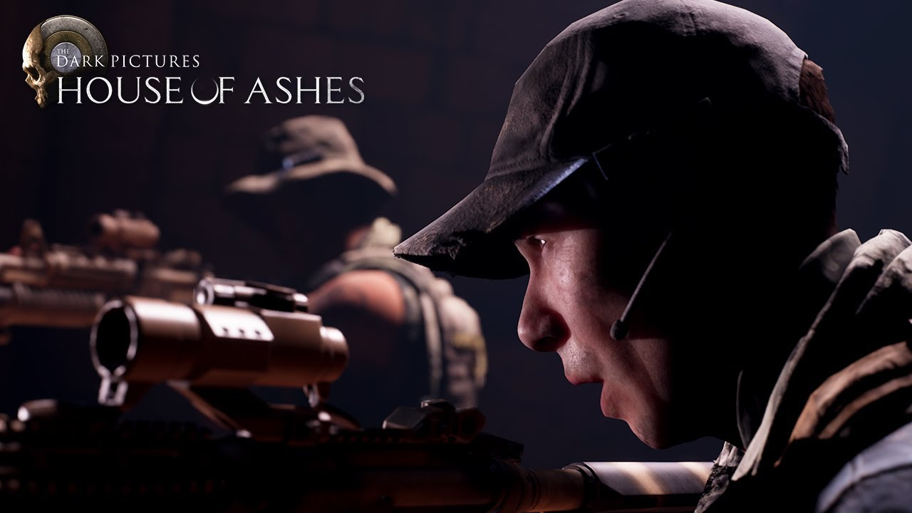 The Dark Pictures Anthology: House of Ashes – Gameplay