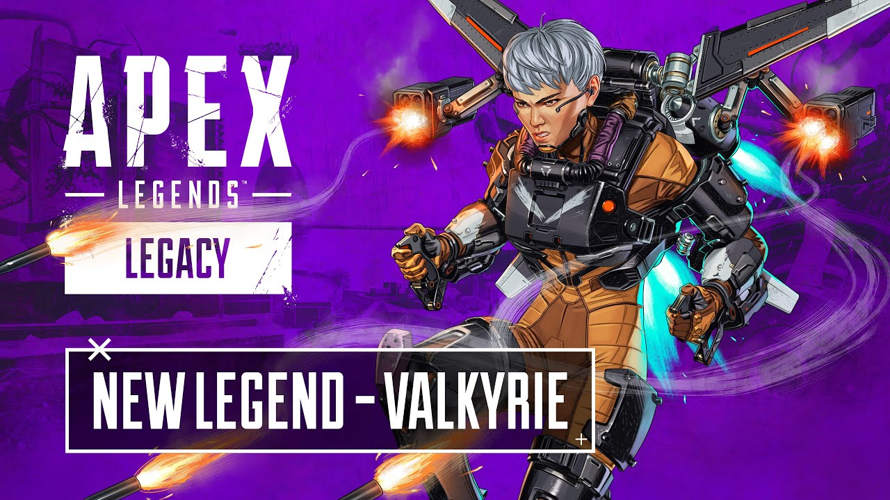 Time for a new character for Apex Legends