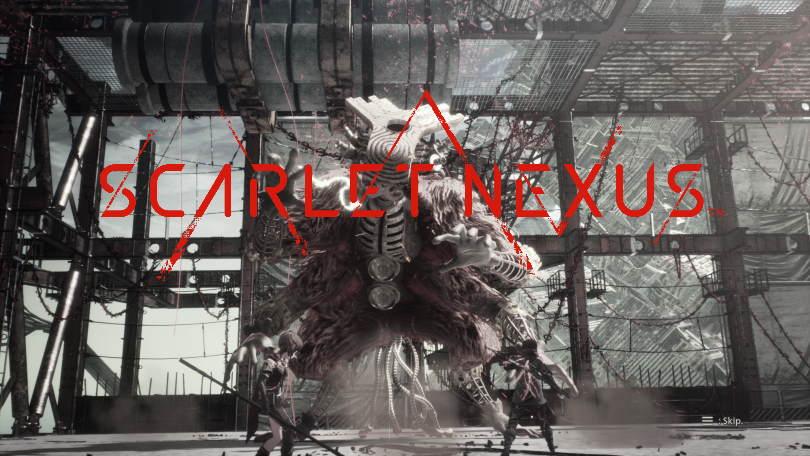 Preview: Scarlet Nexus |  Varvat
