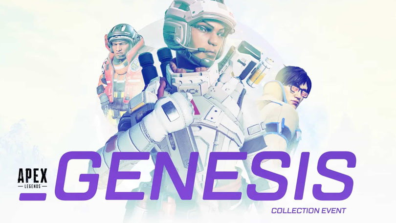 Genesis Collection for Apex Legends