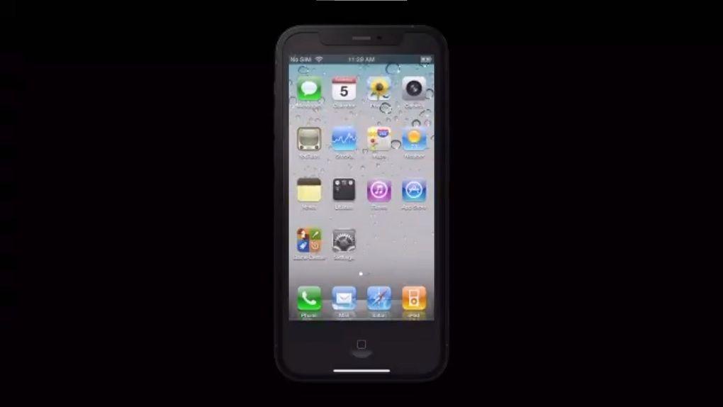 IOS 15?  Bah!  Now iOS 4 is back – as an app