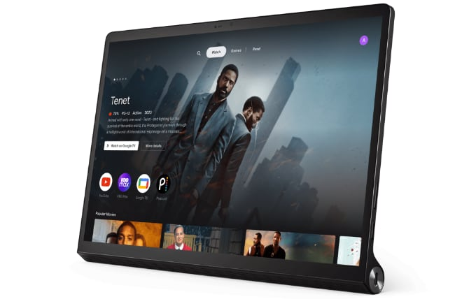 Lenovo releases trio with new tablets