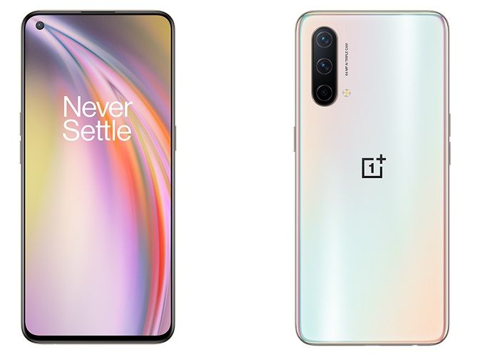 Oneplus Nord CE 5G: This is how the new mid-range handset will be