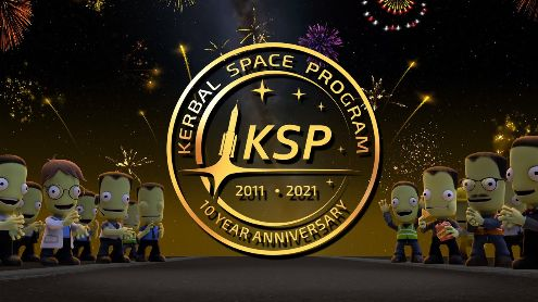 Update, versions PS5 and Xbox Series X | S … For its 10 years Kerbal Space Program takes off the announcements