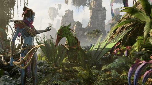 Avatar Frontiers of Pandora tells us about its new generation engine