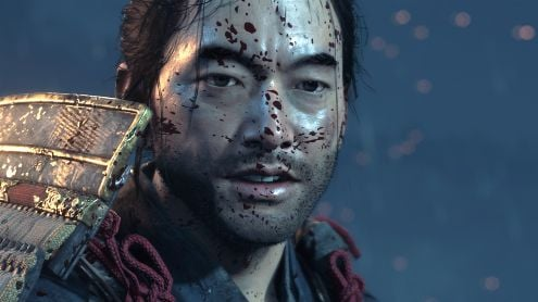Ghost of Tsushima Director's Cut classifi on PS5 and PS4 by ESRB