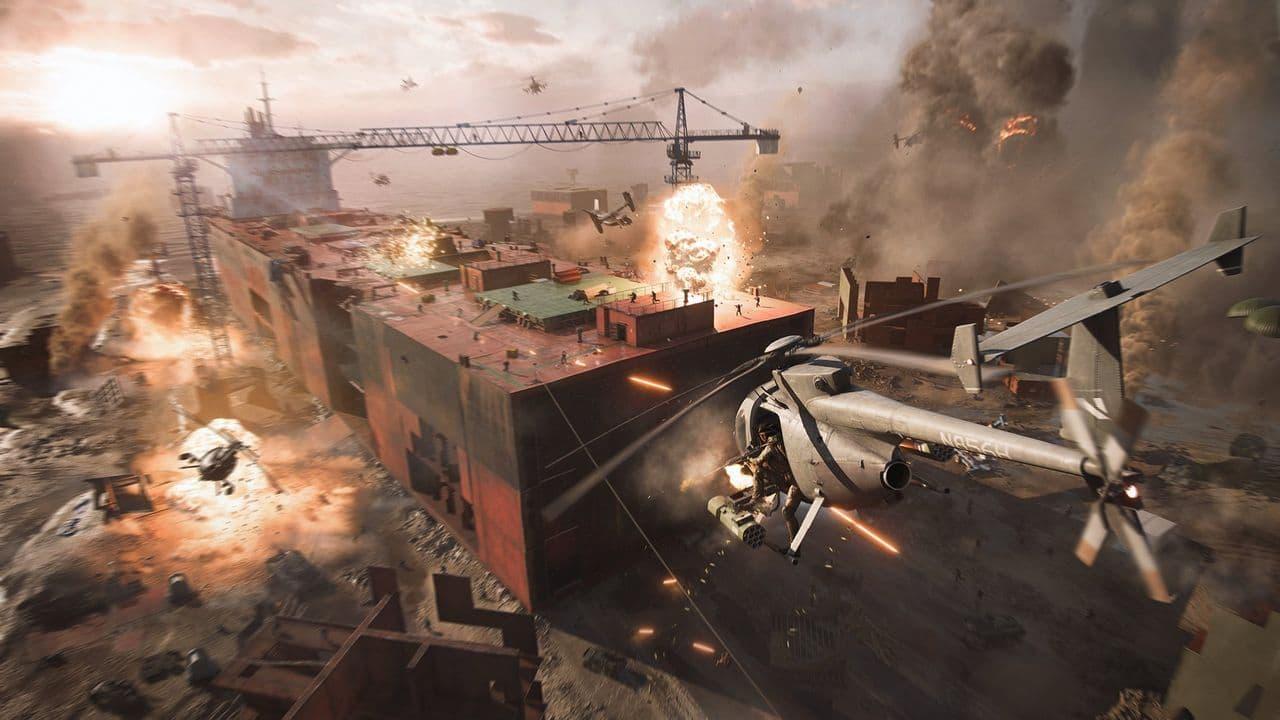 Battlefield 2042 has been announced!  – Teknikhype.se