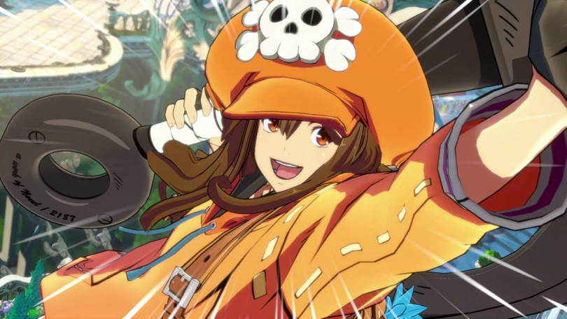 Rock to the opening sequence in Guilty Gear -Strive-