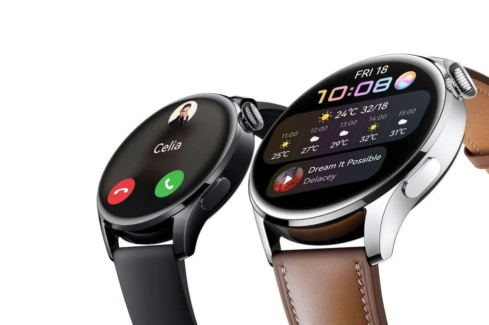 Huawei has now introduced the Watch 3 and Watch 3 Pro