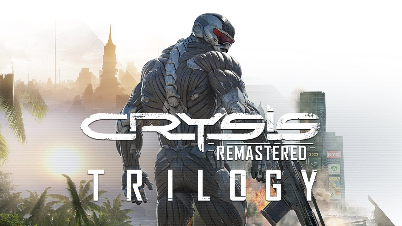 The Crysis Remastered Trilogy announced will be released this fall
