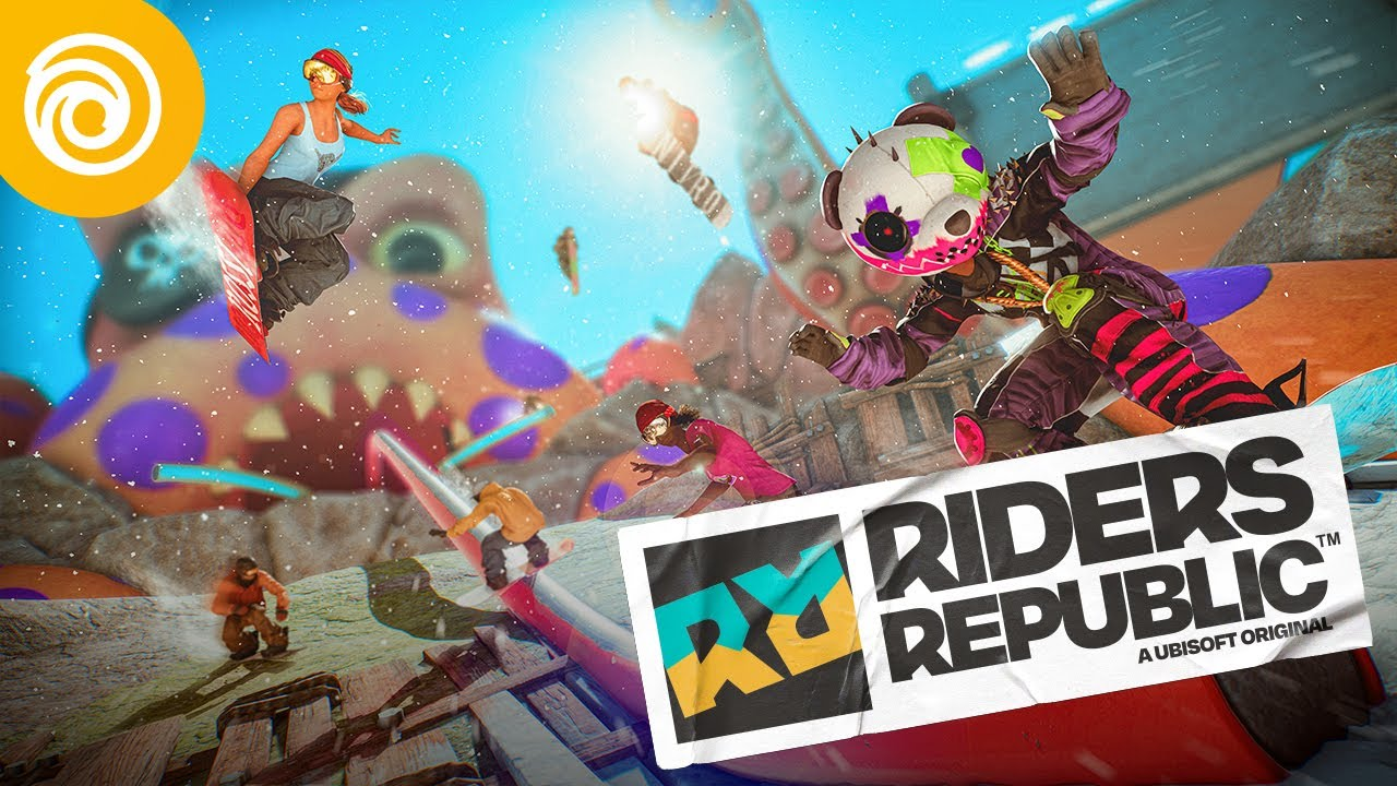 Riders Republic makes the extreme a little more fun