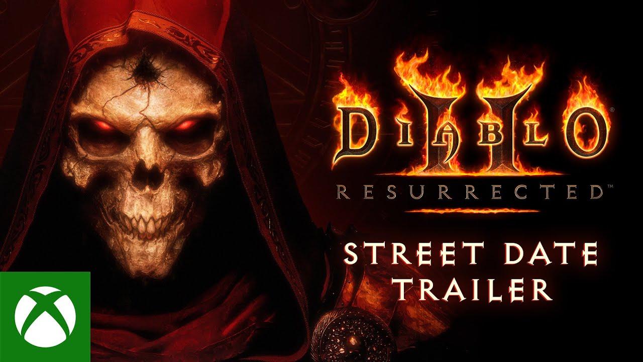 Diablo 2: Resurrected has been given a release date
