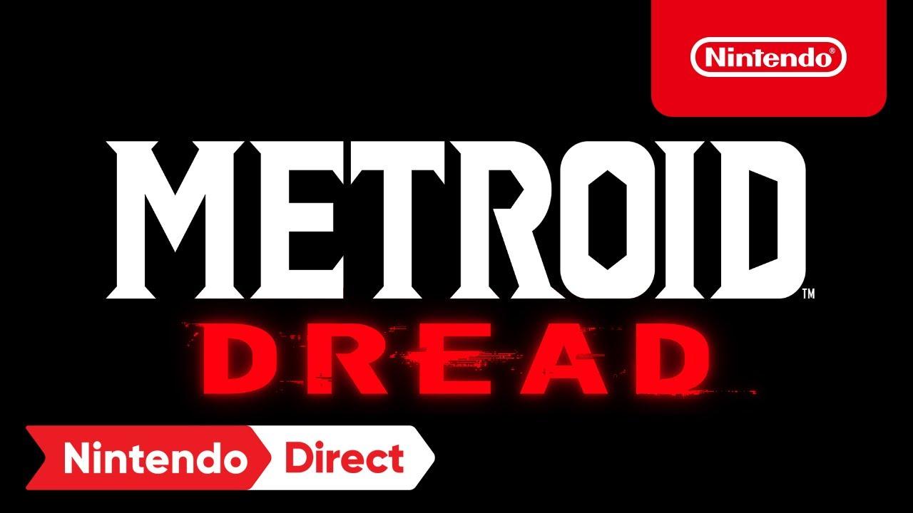 Nintendo has finally announced a new Metroid