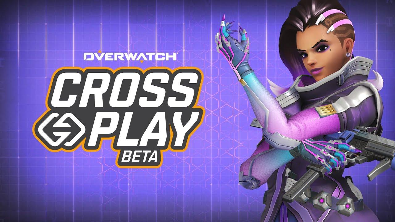 Overwatch has finally got Cross-play