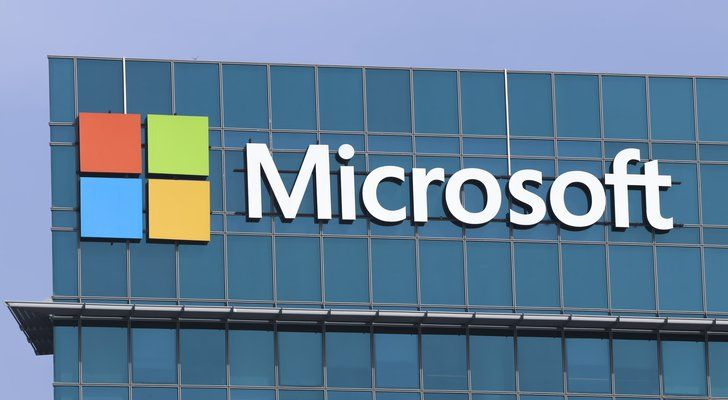 Microsoft has now valued over two trillion dollars