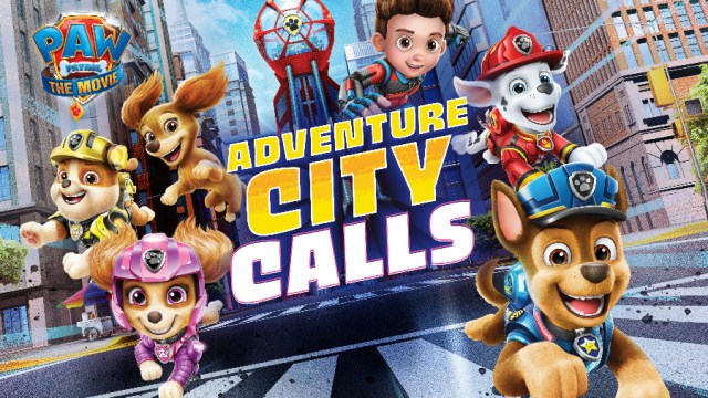 PAW Patrol: Adventure City Calls coming in August