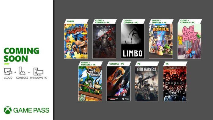 Xbox Game Pass update in June
