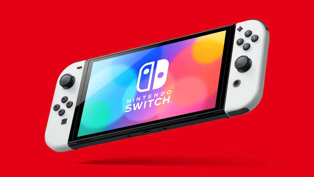 Nintendo releases new Switch with OLED screen